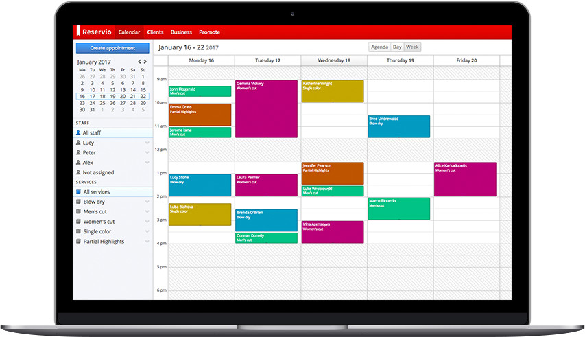 planovaci kalendar android Online plánovací kalendár   Reservio   Reservio planovaci kalendar android